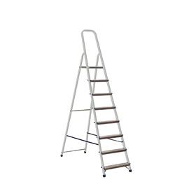 Buitinės kopėčios Vagner SDH, 8 pakopų, 166 cm