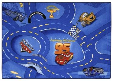 Paklājs Cars77 World of cars, 0.95x1.33m