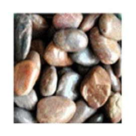 Dekoratyviniai akmenys, rausvi, 25–40 mm, 20 kg