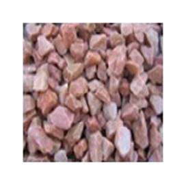 Dekoratyviniai akmenys, rausvi, 5–8 mm, 20 kg
