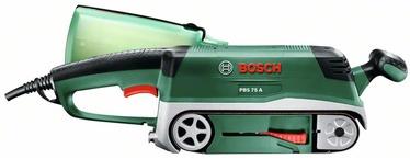 Lentes slīpmašīna Bosch PBS75A, 710W