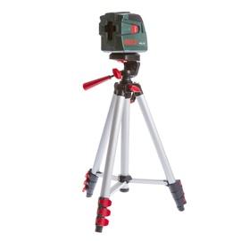 Krustlīniju lāzers ar statīvu Bosch PCL10