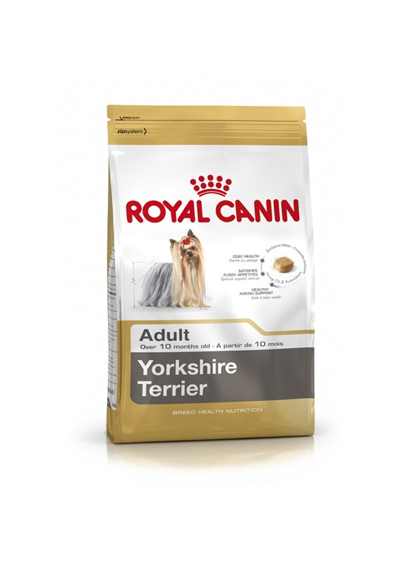 koeratoit royal canin yorkshire terrier adult 7 5 kg. Black Bedroom Furniture Sets. Home Design Ideas