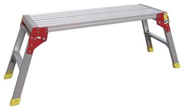 Aliuminės platforminės kopėčios LFD60AL06X