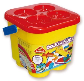 Plastiliinikomplekt Peipeile Dough Bucket vormidega