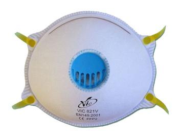 Respiraator VIC821V FFP2