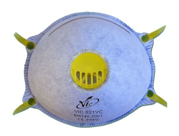 Respiraator VIC821VC FFP2