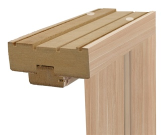 Horizontalioji stakta Classen, ąžuolo medienos imitacija, 844 x 90 mm