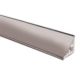 Lauaplaadi nurgaliist 121A, 12 x 12 x 3000 mm, alumiinium