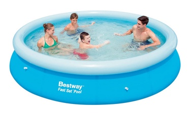 Pripučiamas baseinas Bestway Fast Set, 366 x 76 cm