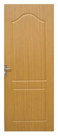 Laminuota vidaus durų varčia Zu-01, 2000 x 800 mm, universalios
