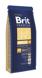 "Šunų ėdalas ""Brit"" Premium Adult Medium 3 kg"