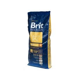 Koeratoit Brit Premium Adult Medium 15 kg