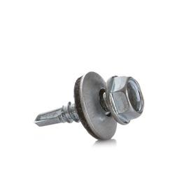 Savisraigčiai metalui, 4,8x19 mm, su poveržle, pakuotėje 50 vnt.