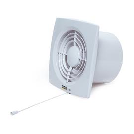 """Ištraukiamasis ventiliatorius """"Vagner SDH"""" Vagner 150 x 1 v"""
