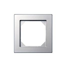 Rėmelis Liregus Epsilon Slim K14-145-01, metalo spalvos
