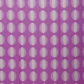 Vannas aizkars Gedy Cell 116, 180x200cm, rozā