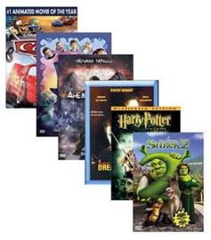 DVD filmas be dėžutės