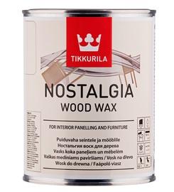 VASKS NOSTALGIA WAX 0,333L RAISIN (TIKKURILA)