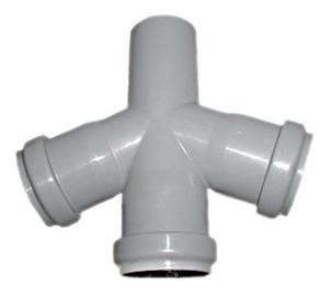 Keturšakis Magnaplast, 110 / 110 / 110 mm, 67 °
