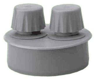 "Alsuoklis ""Magnaplast"" vidaus kanalizacijai, skersmuo – 50 mm"