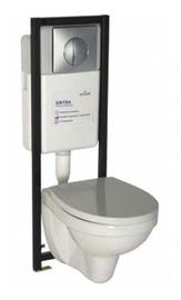 WC seinasisene süsteem Cersanit WC potiga