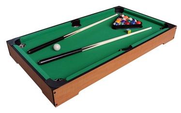 Daugiafunkcis žaidimų stalas Mini Pool TBSM-130302, 91,5 x 51 x 21 cm