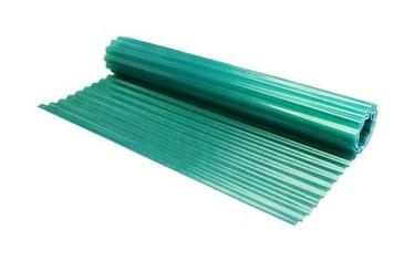 Danga Stikloplas Elyplast, 2,5x20 m, banguota, žalia