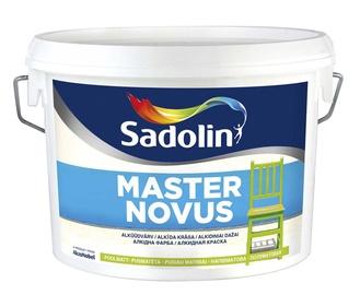Alküüdvärv Sadolin Master Novus, läikiv, valge (BW) 2,5L