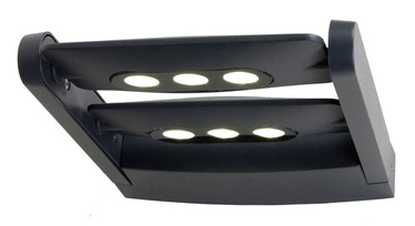 Gaismeklis Lutec 6144S-2 Cree LED 18W IP65