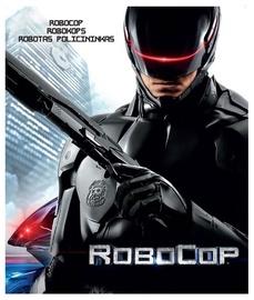 """Blu-ray filmas """"Robotas policininkas"""""""