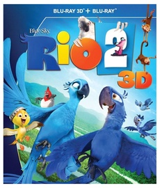 """3D Blu-ray filmas """"Rio 2"""""""