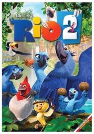 """DVD filmas """"Rio 2"""""""