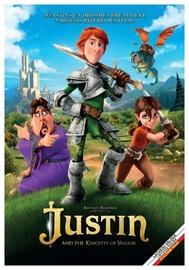 """DVD filmas """"Narsusis riteris Justinas"""""""