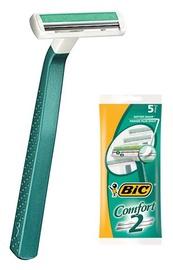 """Skustuvai """"Bic"""" Comfort 2, 5 vnt."""
