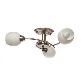 Griestu lampa Futura MX90962/3 3x60W E14