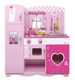 Žaislinė medinė virtuvė 4119