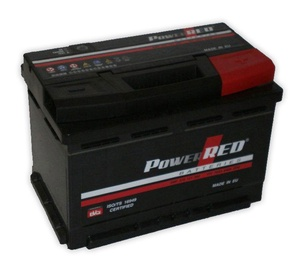 AKUMULATORS POWER RED 70AH/640A 12V (POWER RED)