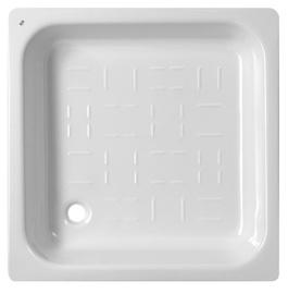 Dušas kabīnes pamatne BLB, 80x80 cm, kvadrāta