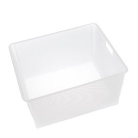 Baltas krepšys Futura ITI0273, 527 x 427 x 285 mm