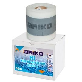 Hidroizoliacinė juosta Briko, 120 / 70 mm