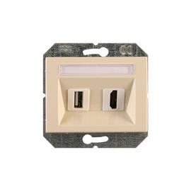 HDMI UN USB KONTAKTLIGZDA SMILŠU K XP500 (VILMA)