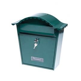 """Pašto dėžutė """"Vagner SDH"""" TX0091, 362 x 370 x 134 mm, žalia"""
