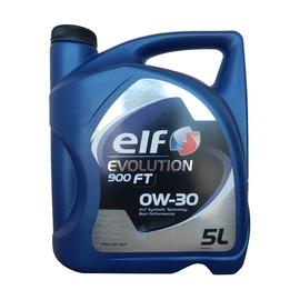 Mootoriõli Elf Evolution 900 Full Tech, 0W/30, 5 l