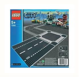 Konstruktorius LEGO City, Tiesūs keliai ir sankryžos 7280