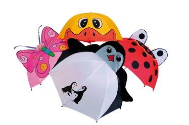 Žaislinis skėtis 107868263, įvairaus dizaino, su gyvūnais