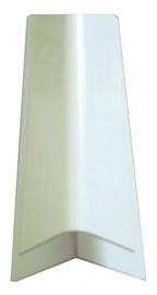 PLASTIKPANEELI SISENURGA RIBA 2.7M 7MM