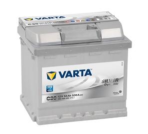 AKUMULATORS VARTA SD C30 54AH/530A