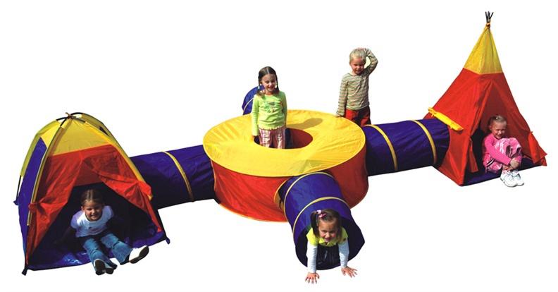 Telts bērnu spēļu Adventure 8905