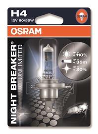 "Automobilio lempa ""Osram"" 64193NBU-01B, 60 / 55 W, 12 V, H4, BLI"